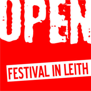 Open Festival in Leith
